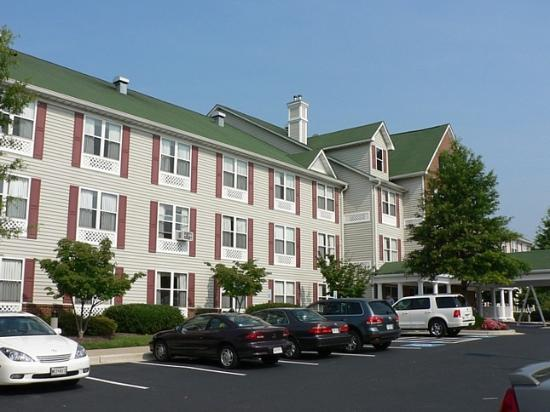 Country Inn & Suites By Carlson, Annapolis: Exterior shot