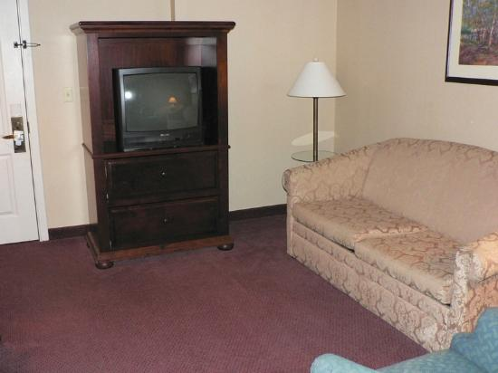 Country Inn & Suites By Carlson, Annapolis: TV No 1