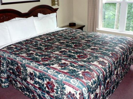 Country Inn & Suites By Carlson, Annapolis: Comfy king size bed