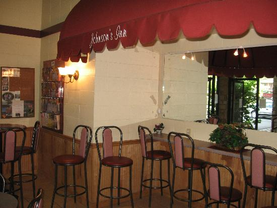 Johnson Inn: Additional breakfast seating