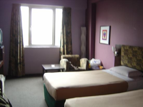 Strand Hotel Bild