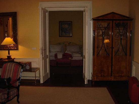 Le Palais Art Hotel Prague: Boheme suite