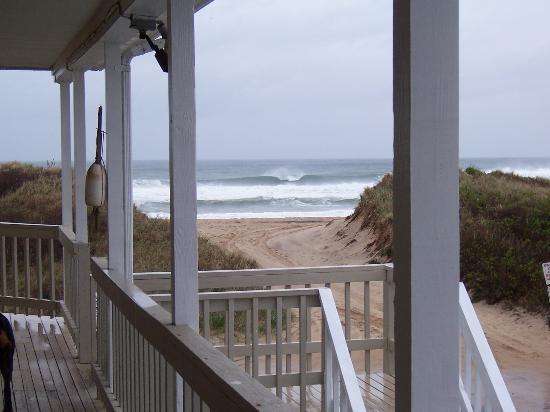 Oceanside Beach Resort: great views especially at night