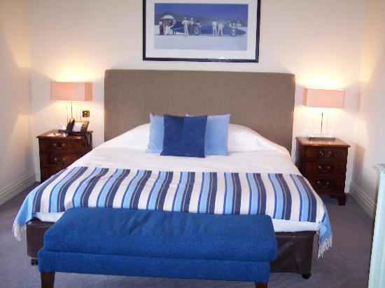 The Balmoral Hotel: Deluxe room