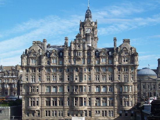 The Balmoral Hotel: Balmoral Hotel - Exterior