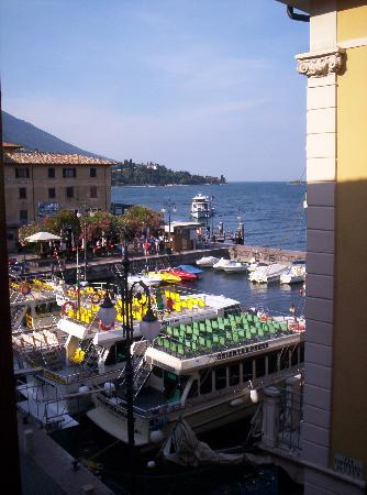 Hotel San Marco: View from Room 1