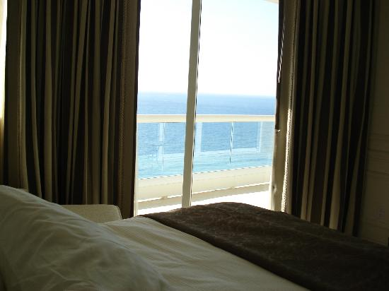 Acqualina Resort & Spa on the Beach: View from bed