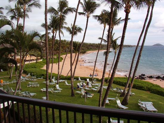 Mana Kai Maui: Excellent view!