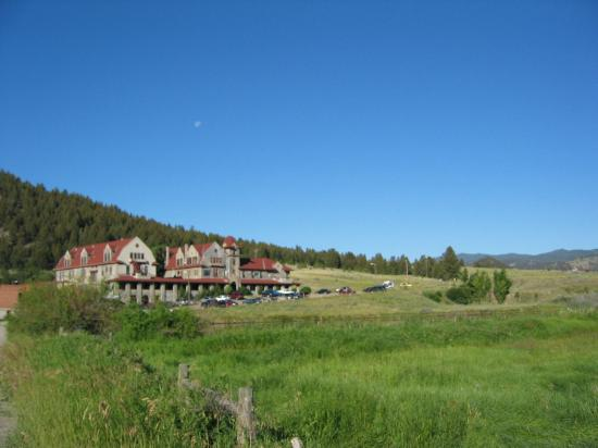 Boulder Hot Springs Inn and Spa: Boulder Hot Springs