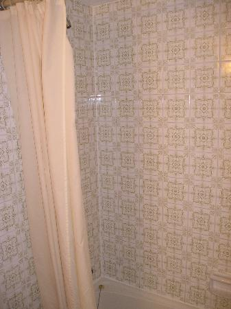 ساندمان هوتل بينتيكتون: Shower