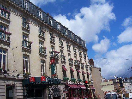 This is the Ibis Limoges Centre