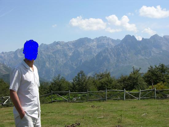 Picos de Europa: Leonese Picos  (near Sta Maria de Valdeon)