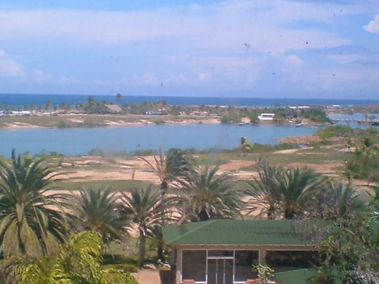 Laguna Mar: View from our window
