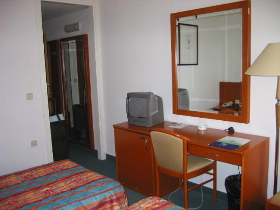 Room at the Hotel Jezero
