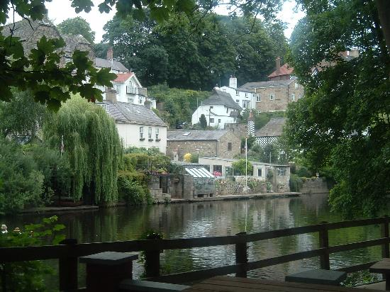 Knaresborough, UK: One of the many lovely views.