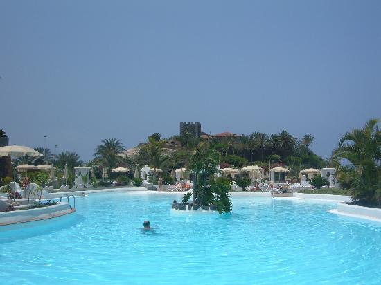 Dream Hotel Gran Tacande: Poolside