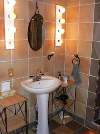Au GitAnn B&B : Shared Bathroom