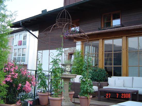 Hotel Tirolerhof: Tirolerhof Rooftop
