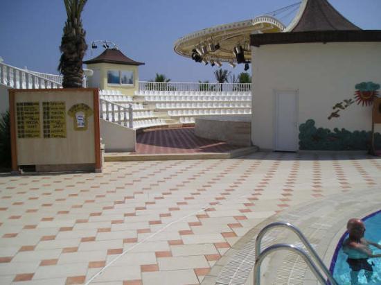 Aydinbey Famous Resort: Amphi pour spectacles