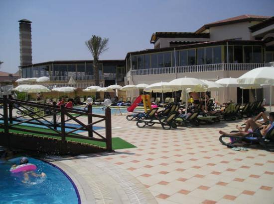 Aydinbey Famous Resort: Hotel