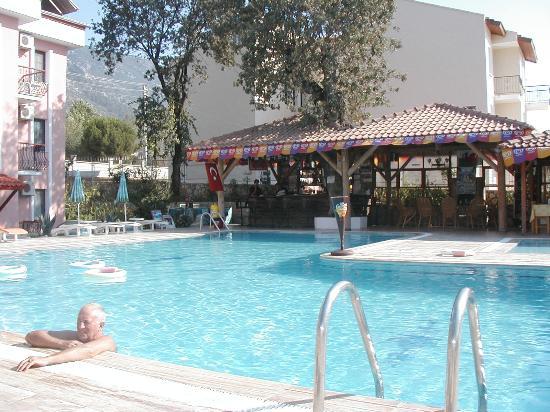 Ozturk Hotel Hisaronu: pool