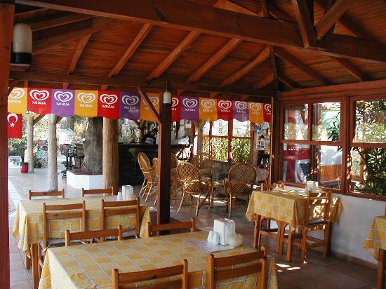 Ozturk Hotel Hisaronu: restaurant