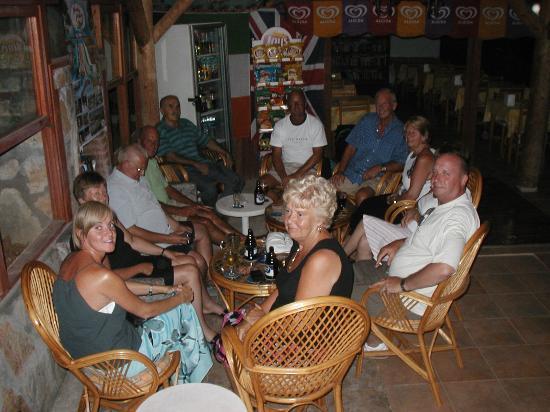 Ozturk Hotel Hisaronu: friends