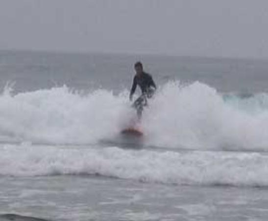 Goizalde: If you are surfer you came to the right place