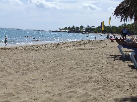 Puerto Plata Village Resort: mer