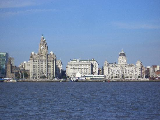 3 Tage in Liverpool
