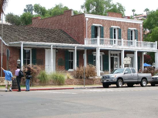 Residence Inn San Diego Mission Valley: Historic Whaley House - Old Town