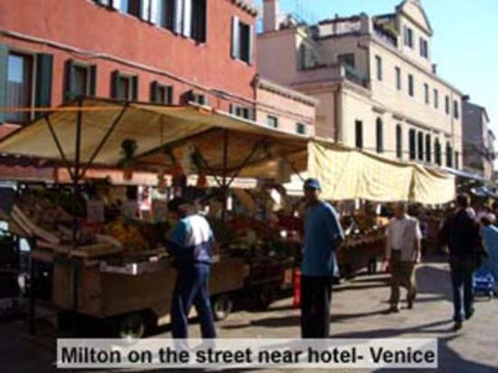 Foresteria di Palazzo Ducale : Venice Hotel's Street