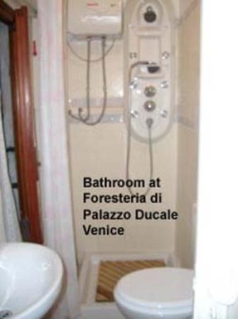 Foresteria di Palazzo Ducale : Bathroom Venice Hotel