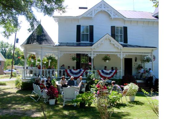 Photo of Southern Heritage Bed and Breakfast Boydton