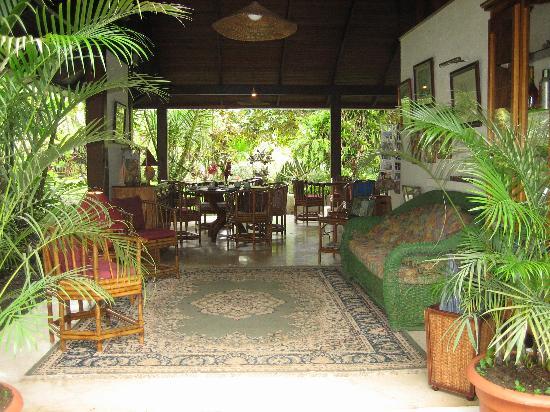 Magellan Boutique Hotel: Magellan reception area