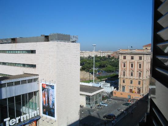 Entrance picture of siracusa hotel rome tripadvisor for Hotel roma siracusa