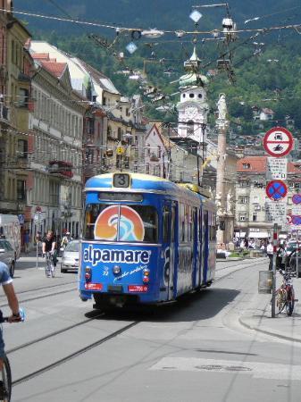 Steinach am Brenner, Österreich: Innsbruck Tram