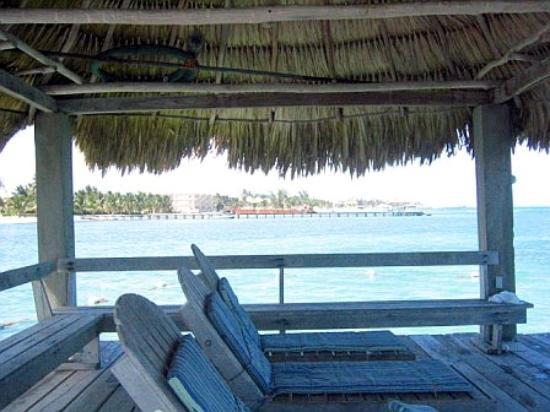 Xanadu Island Resort: Palapa