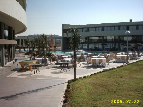 Virginia Hotel: New swimming pool and appartments