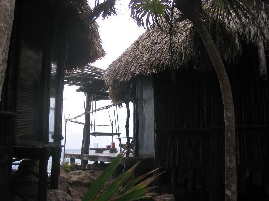 inside Azulik cabana - Picture of Cabanas Copal, Tulum