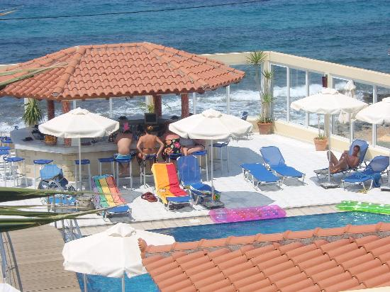 Castello Village Resort: pool bar alexandros