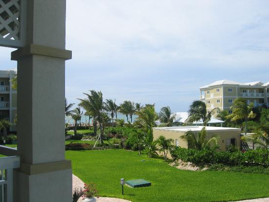 Alexandra Resort: Partial Ocean View of Grace Bay