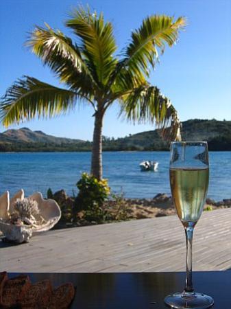 Navutu Stars Fiji Hotel & Resort: Breakfast!