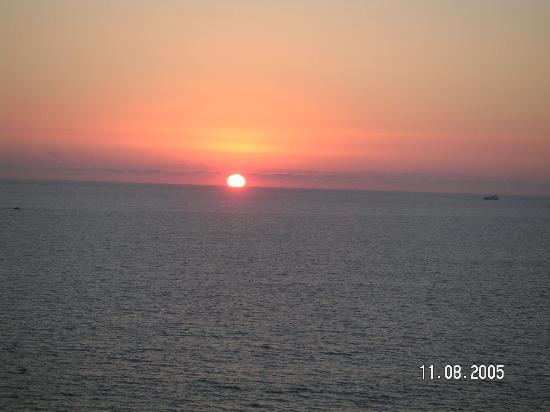 BEST WESTERN Posada Freeman: Sunset From The Freeman Hotel