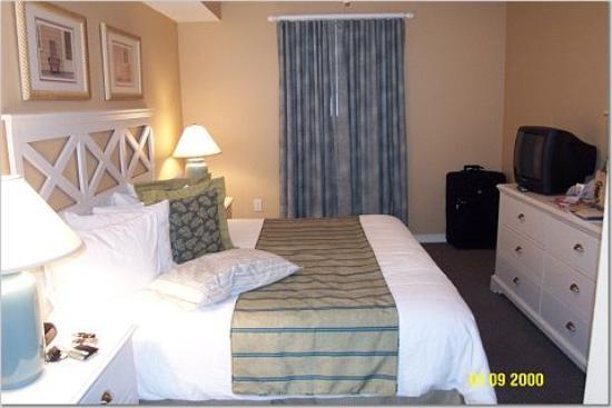 Wyndham Vacation Resorts Majestic Sun: Bedroom