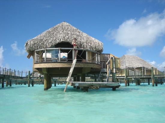 Bora Bora Pearl Beach Resort & Spa: Our Premium Overwater Bungalow