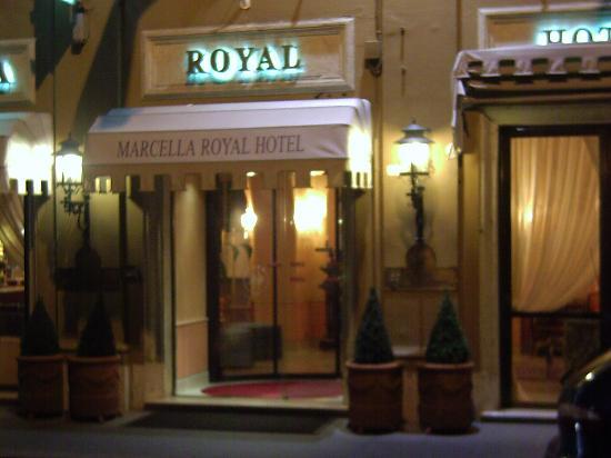 Hotel Via Flavia Roma