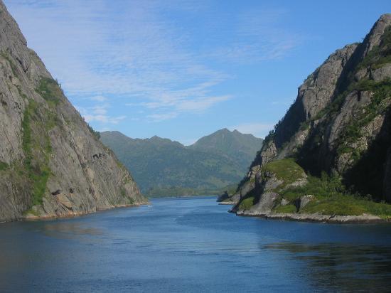 Svolvaer, Norway: Trollfjord