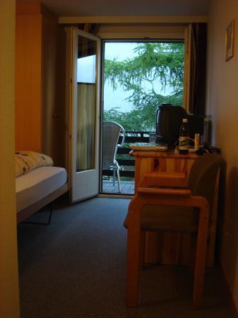 Hotel Tschuggen Photo