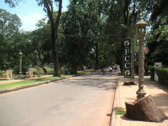 FCC Angkor: The street